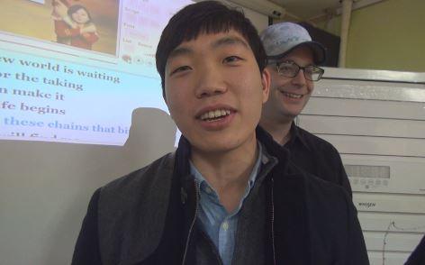 외국계취업 특별준비과정 졸업생 박상천