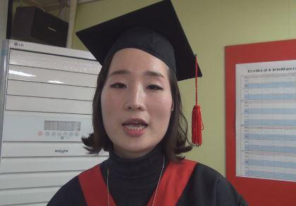 외국계취업 특별준비과정 졸업생 이금화