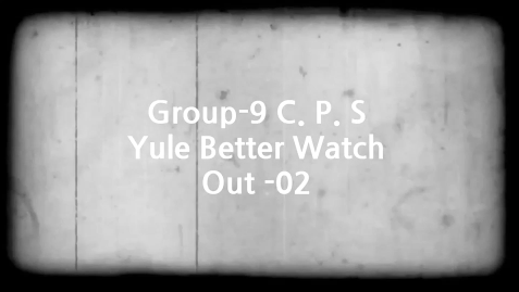 Group09. Yule better watch out 2