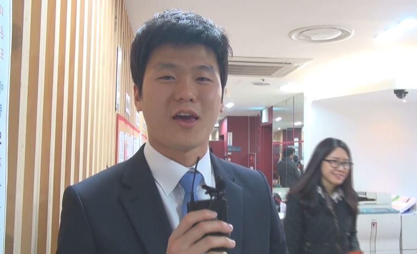 단기 집중 국내 어학연수 19기 이호준 6개월의 변화과정
